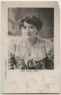 Ellen Terry, published by Charles William Faulkner & Co ('C.W.F. & Co') - NPG x197952
