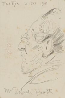 Henry Hodsoll Heath ('Mr Deputy Heath'), by Fred Roe - NPG D43093