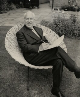 Sir Arthur Bliss, by P.A. Reuter Photos Ltd - NPG x182381