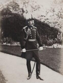 Prince Arthur, 1st Duke of Connaught and Strathearn, by Francis Godolphin Osborne Stuart - NPG x139886