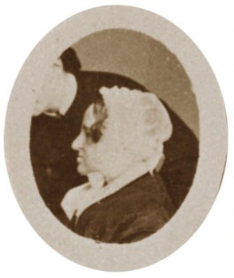 Rachel Collins Pearsall, by Unknown photographer - NPG Ax160479