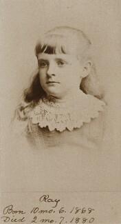 Rachel ('Ray') Pearsall Smith, by Elliott & Fry - NPG Ax160515