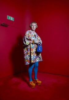 Grayson Perry, by Richard Ansett - NPG x139888