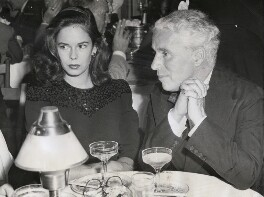 Oona O'Neill; Charlie Chaplin, for ACME Newspictures, Inc. - NPG x139882