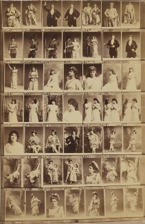 Members of the cast of 'Iolanthe', by and after Elliott & Fry - NPG Ax139920