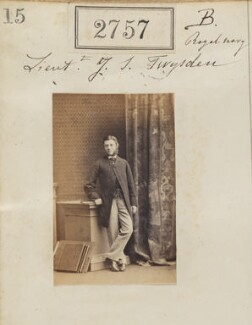 James Stevenson Twysden, by Camille Silvy - NPG Ax52146