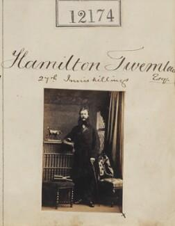 Walter Hamilton Twemlow, by Camille Silvy - NPG Ax61846