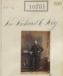 Richard Clarke Roy, by Camille Silvy - NPG Ax60488
