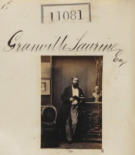 William Granville Saurin, by Camille Silvy - NPG Ax60781