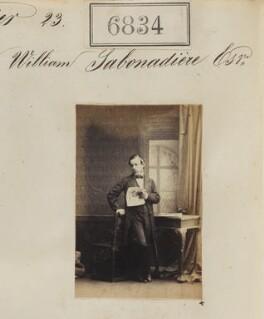 William Augustus Sabonadiere, by Camille Silvy - NPG Ax56757