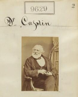 Jean François Isidore Caplin, by Camille Silvy - NPG Ax59367