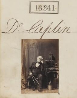 Jean François Isidore Caplin, by Camille Silvy - NPG Ax64159