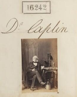 Jean François Isidore Caplin, by Camille Silvy - NPG Ax64160