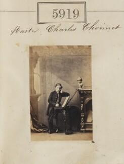 Charles Choimet, by Camille Silvy - NPG Ax55874