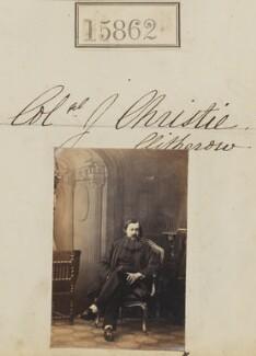 John Christie Clitherow, by Camille Silvy - NPG Ax63792