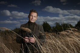 Chris Packham, by Richard Ansett - NPG x139976