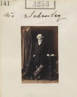 Edward Wyndham Harrington Schenley, by Camille Silvy - NPG Ax52653