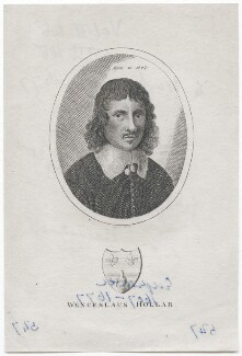 Wenceslaus Hollar, by Lawless, after  Wenceslaus Hollar - NPG D43361