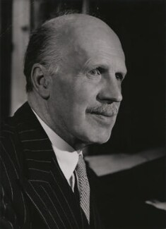Sir John Murray, by Mark Gerson, for  Camera Press: London: UK - NPG x182398