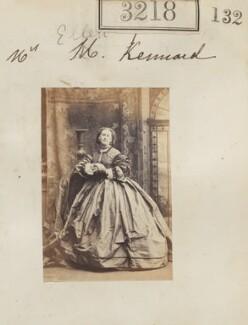 Ellen Thomas (née Kennard), by Camille Silvy - NPG Ax52618