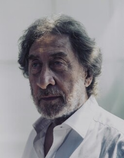 Howard Eric Jacobson, by David Vintiner - NPG x139981