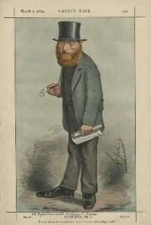 William Edward Forster; ('Statesmen, No. 5.'), by Carlo Pellegrini - NPG D43369