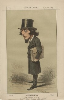 Sir James Stansfeld; ('Statesmen, No. 10.