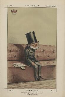 John Russell, 1st Earl Russell. ('Statesmen, No. 18.