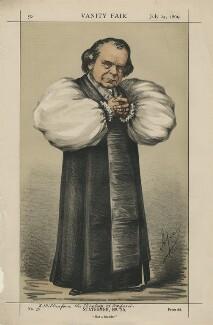 Samuel Wilberforce ('Statesmen, No. 25.'), by Carlo Pellegrini - NPG D43389