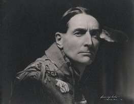Archibald Stansfield ('Grey Owl') Belaney, by Howard Coster - NPG x139983