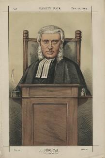 James Plaisted Wilde, Baron Penzance ('Judges No. 2.'), by Carlo Pellegrini - NPG D43410
