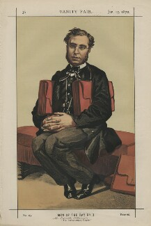 (Olivier) Émile Ollivier ('Men of the Day No. 3'), by James Jacques Tissot - NPG D43414