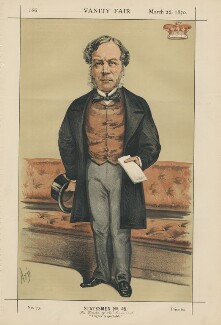 Charles Henry Gordon-Lennox, 6th Duke of Richmond, 6th Duke of Lennox and 1st Duke of Gordon (Statesmen No. 45.