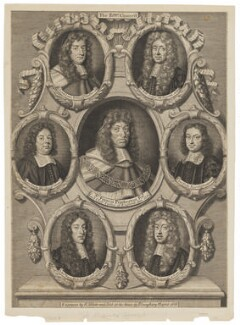 The Bishops' Council, by and published by Robert White - NPG D43262