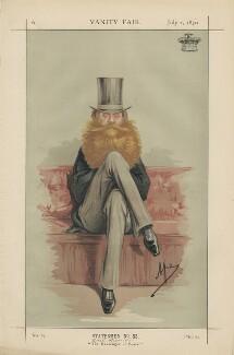 John Poyntz Spencer, 5th Earl Spencer ('Statesmen No. 53., by Carlo Pellegrini - NPG D43438