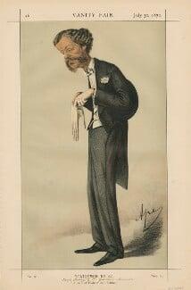 Lord Henry Charles George Gordon-Lennox ('Statesmen No. 57.'), by Carlo Pellegrini - NPG D43442