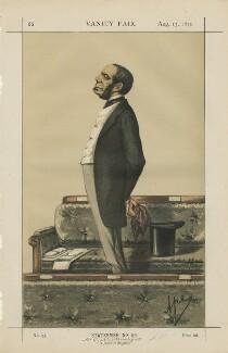 Charles Newdigate Newdegate ('Statesmen No. 59.'), by Carlo Pellegrini - NPG D43444