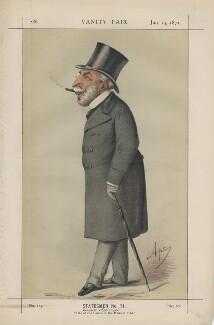 Rudolf, Count Apponyi ('Statesmen No. 71.'), by Carlo Pellegrini - NPG D43466