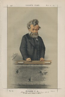 George Hammond Whalley ('Statesmen No. 75.'), by Carlo Pellegrini - NPG D43471