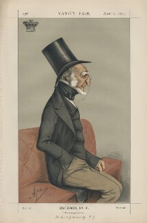 Dudley Ryder, 2nd Earl of Harrowby ('Statesmen, No. 81.'), by Carlo Pellegrini - NPG D43478