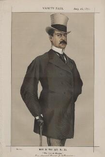 Don Manuel Rancés Y Villanueva (Men of the Day, No. 30.'), by James Jacques Tissot - NPG D43498