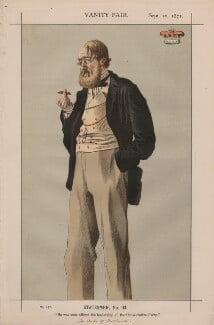 Charles Cecil John Manners, 6th Duke of Rutland ('Statesmen, No. 93.'), by James Jacques Tissot - NPG D43501
