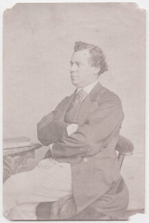 John Lawrence Toole, by Unknown photographer - NPG x139998