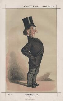 John Francis Maguire ('Statesmen, No. 109.'), by Adriano Cecioni - NPG D43528