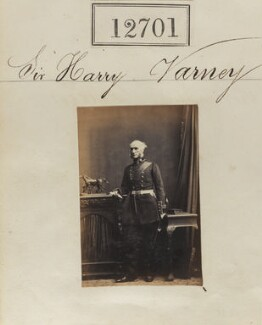 Sir Harry Verney, 2nd Bt, by Camille Silvy - NPG Ax62344
