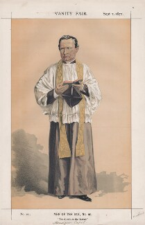 Thomas John Capel ('Men of the Day, No. 49.'), by Charles Auguste Loye ('M.D' or Montbard) - NPG D43552