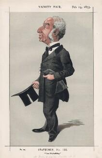 Joseph D'Aguilar Samuda ('Statesmen, No. 139.'), by Charles Lyall - NPG D43575