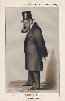 Samuel Plimsoll ('Statesmen, No. 140.'), by W. Vine - NPG D43579