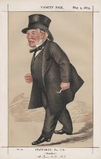 Isaac Butt ('Statesmen, No. 143.'), by Sir Leslie Ward - NPG D43586