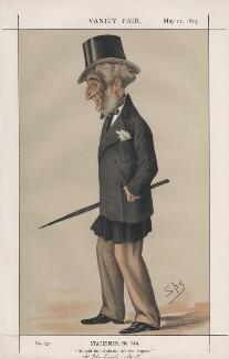 John Laird ('Statesmen, No. 144.'), by Sir Leslie Ward - NPG D43588